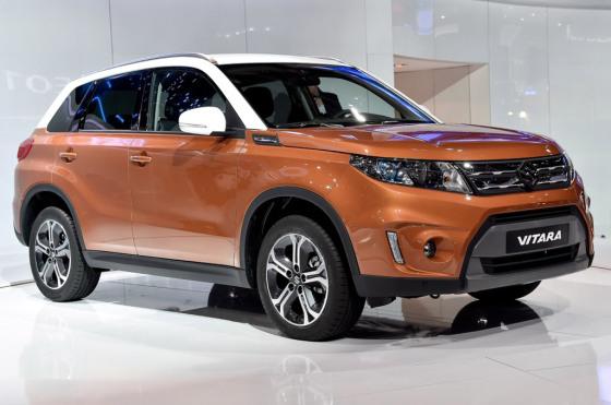 Nuevo Suzuki Vitara 2015