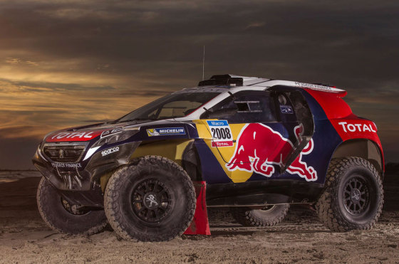 #Posventa: Peugeot Rapide lleva a sus clientes a vivir el #Dakar 2015