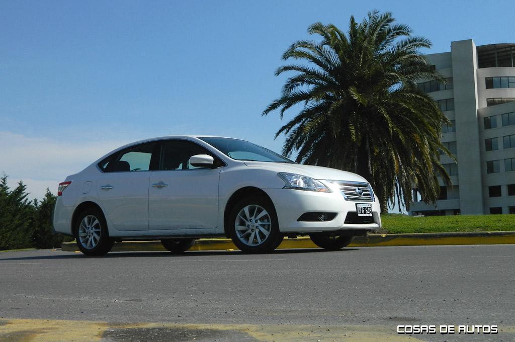 #Test: Cosas de Autos probó el Nuevo Nissan Sentra | Cosas ...