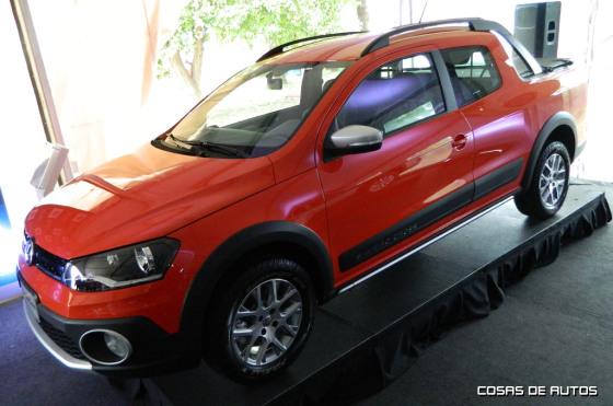 Nueva VW Saveiro Cross 2015