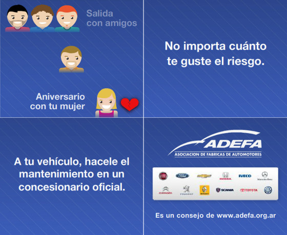 Campaña de Posventa de ADEFA