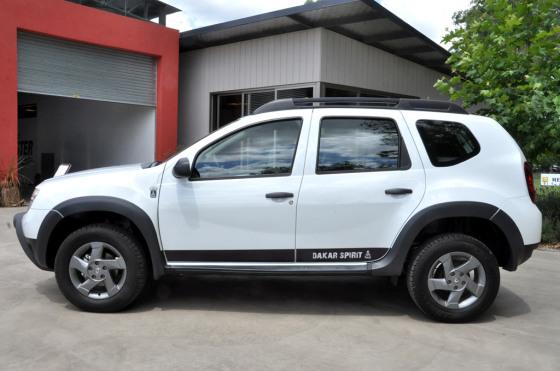 Renault Duster Dakar Spirit