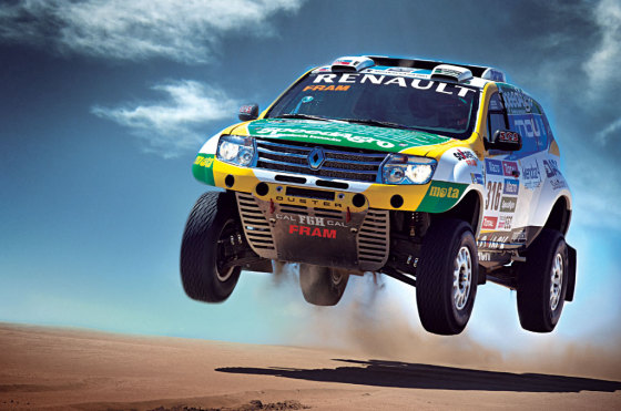 Renault Duster Team