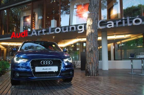 Verano 2015: Audi apuesta al arte en su tradicional espacio de Cariló
