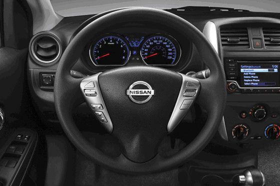 Nuevo Nissan Versa 2015