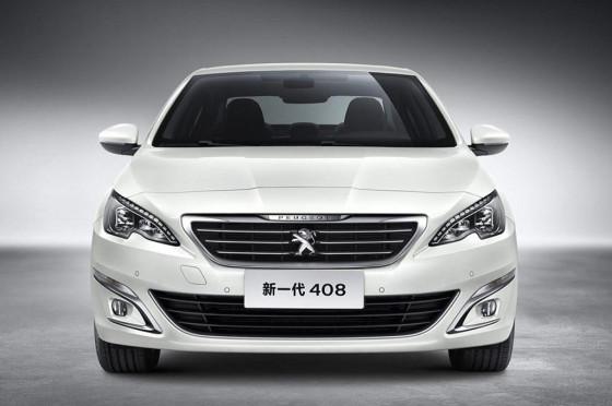 Peugeot 408 chino