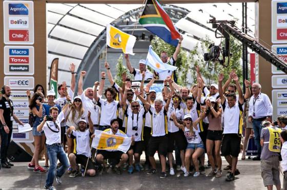 Renault Duster Team 2015