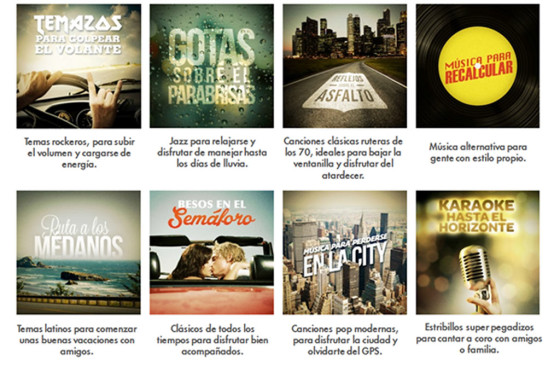 "Shell presenta ""Music Refuel"", música para disfrutar al volante"