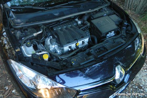 #Test del Nuevo Fluence CVT - Foto: Cosas de Autos