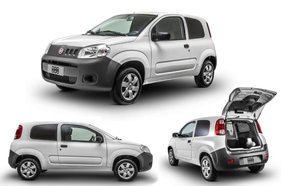 Fiat Nuevo Uno Cargo