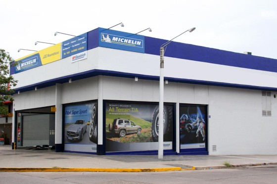 JDG Neumáticos Michelin