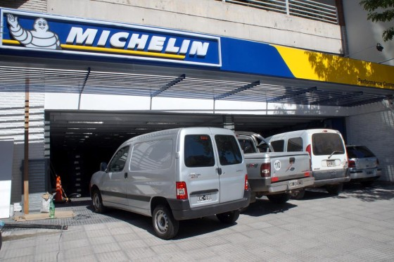 Michelin Performance Center