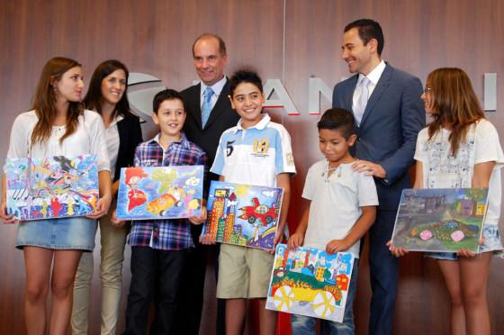 El Toyota Dream Car Art Contest 2014 premió a sus ganadores nacionales