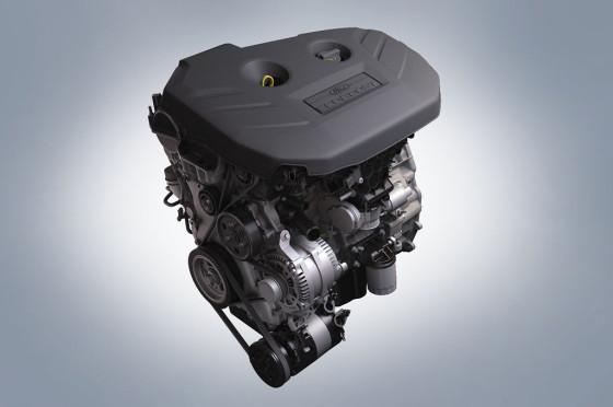 Motor EcoBoost del Nuevo Mondeo 2015