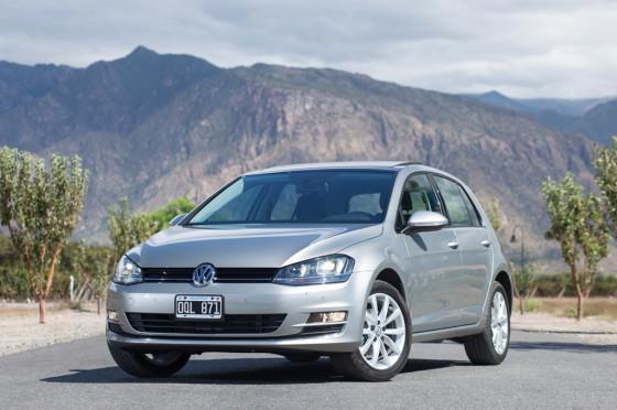 Se lanzó en Argentina el Volkswagen Golf VII