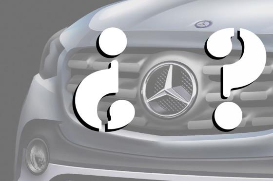 pick-up Mercedes-Benz rumores