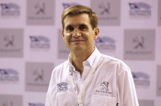 Ignacio Ortiz, responsable de Marketing de Postventa de Peugeot Argentina