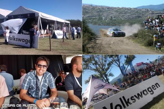 VIP de VW en el Fanatic de Capilla del Monte