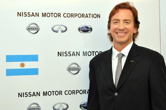 José Luis Valls, CEO de Nissan para Latam