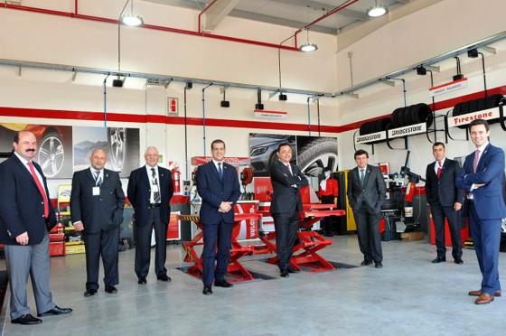 Bridgestone Argentina inauguró un Centro de Entrenamiento modelo