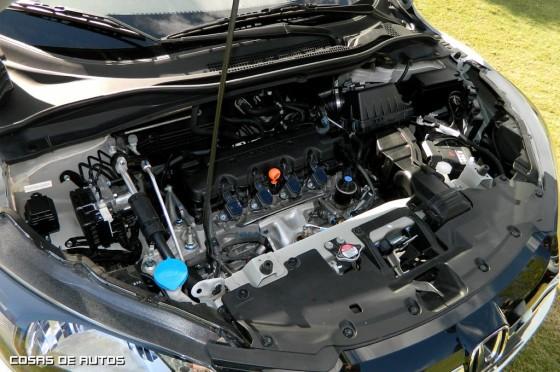 Motor del Honda-HR-V