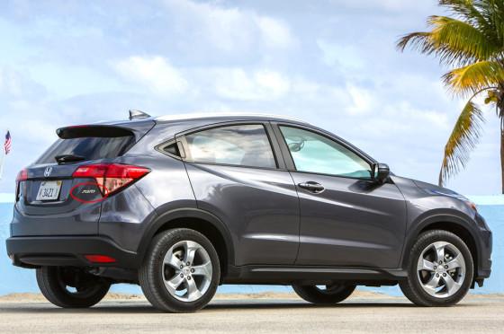 Honda-HR-V AWD en EE.UU. pero hecha en México