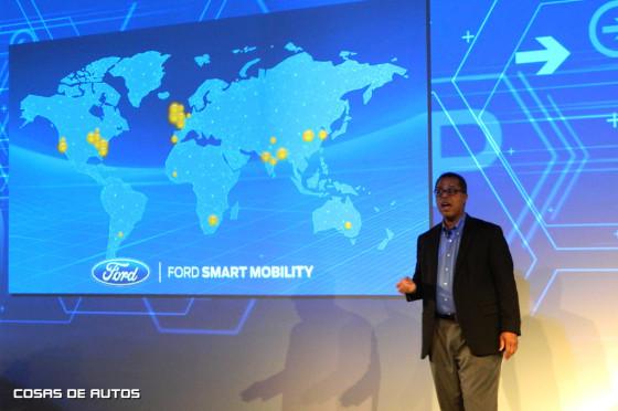 Ken Washington expuso sobre el plan de movilidad de Ford