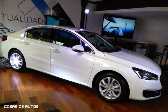 Nuevo Peugeot 508