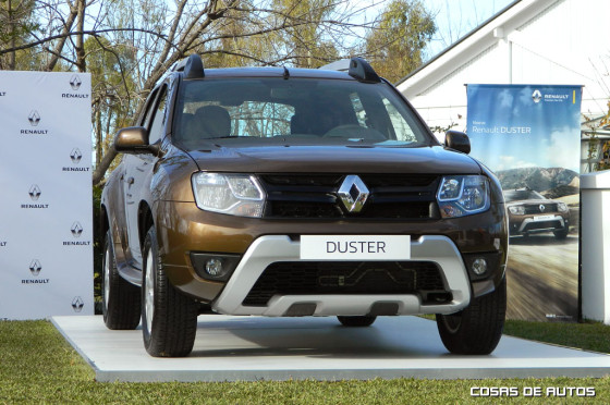 Renault Duster Fase 2