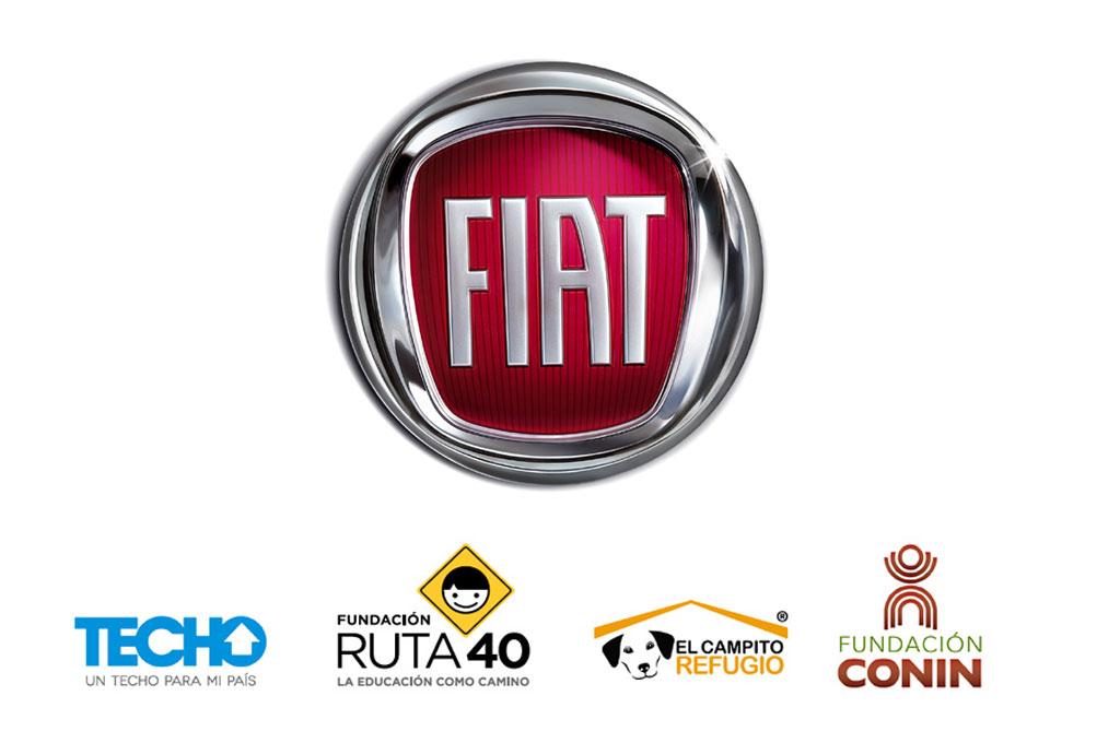Un Fiat, Una Ayuda 2015