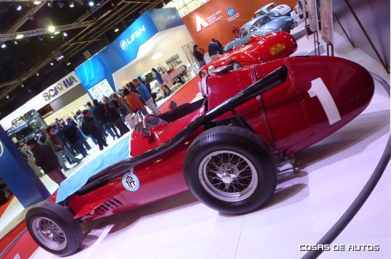 """El """"rincón"""" de homenaje a los 104 años del natalicio de Fangio"""