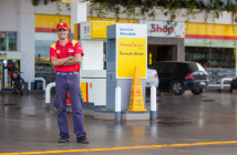 El mejor playero de Shell del mundo es un argentino