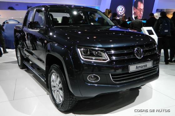 Volkswagen Amarok MY 2016