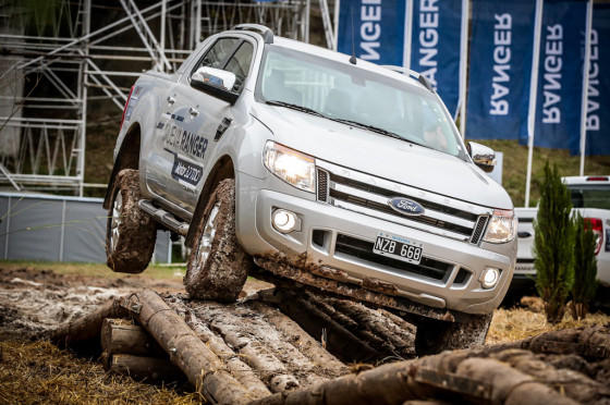 Ford es nuevamente el sponsor de la Exposición Rural Ganadera