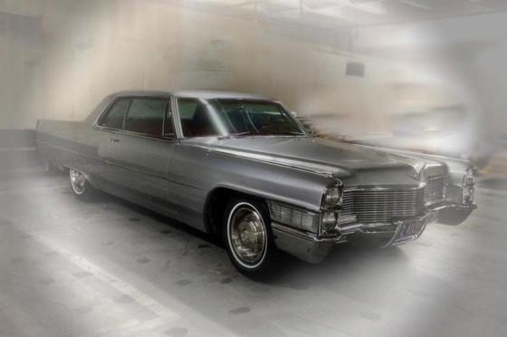 Mad Men - Sale a subasta el Cadillac de Don Draper