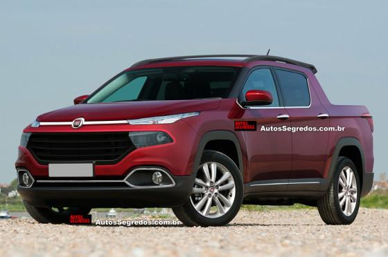 Fiat Proyecto 226 - Proyección de Autos Segredos