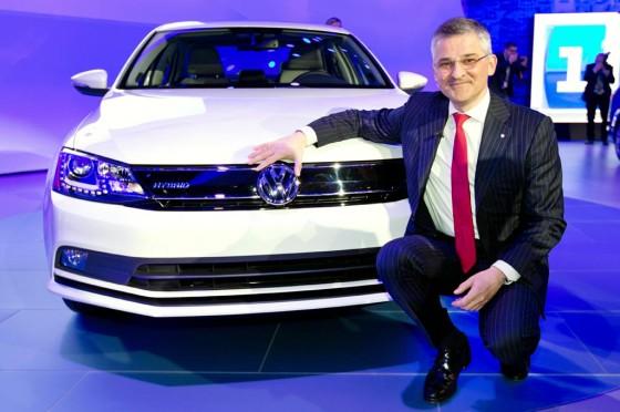 Michael Horn, presidente y CEO de VW EE.UU.
