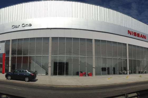 Nissan Acceso Oeste