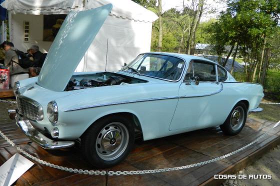 Volvo P1800 de 1963