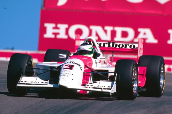Gonzalo Rodríguez en el CART