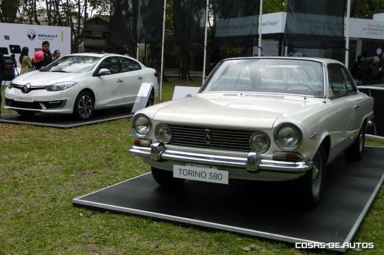 Torino 380 y Fluence GT2, ambos salidos de Santa Isabel