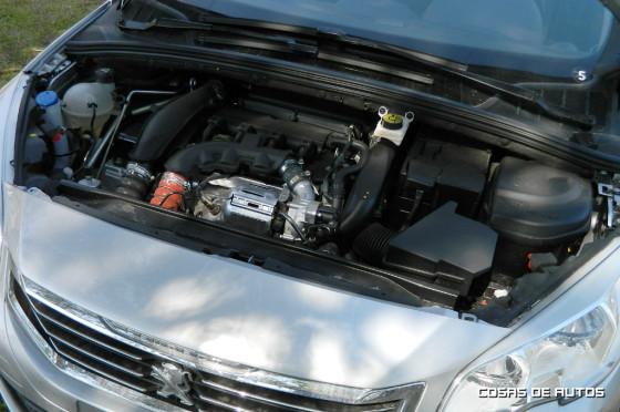 Test Peugeot 408 Feline AT - Cosas de Autos