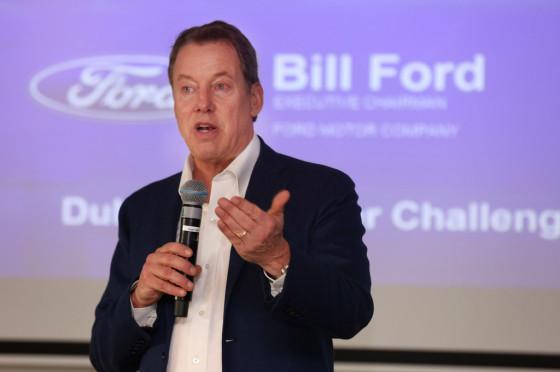 Bill Ford en la Web Summit
