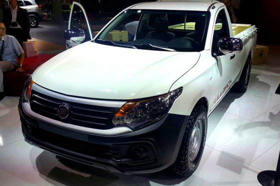 Fiat Fullback Cabina Simple