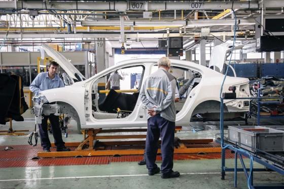 Fábrica Santa Isabel de Renault Argentina