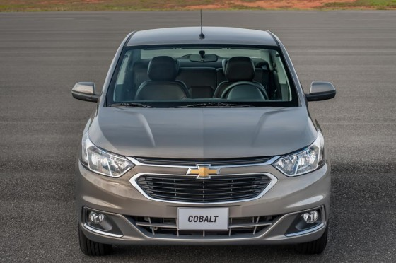Chevrolet Cobalt MY 2016