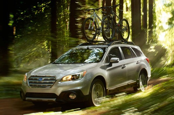 Subaru All New Outback