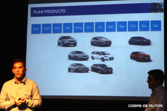 Peugeot sorprendió con el anuncio de su plan anual de lanzamientos