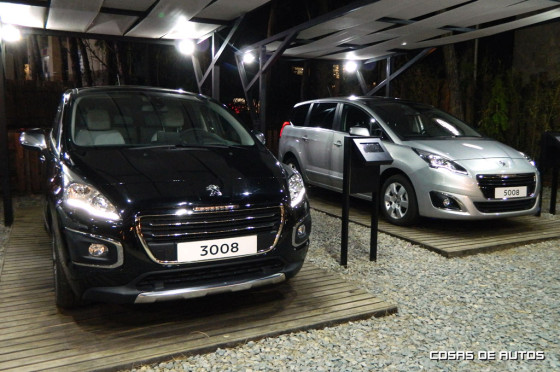 Peugeot 3008 y 5008
