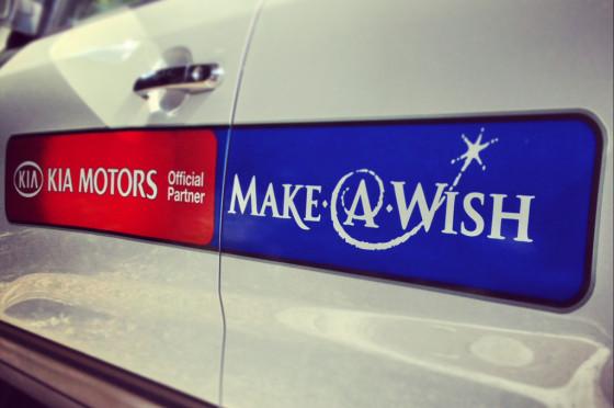 Kia y Make-a-Wish